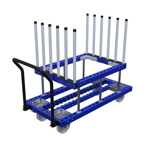Custom designed Kit cart
