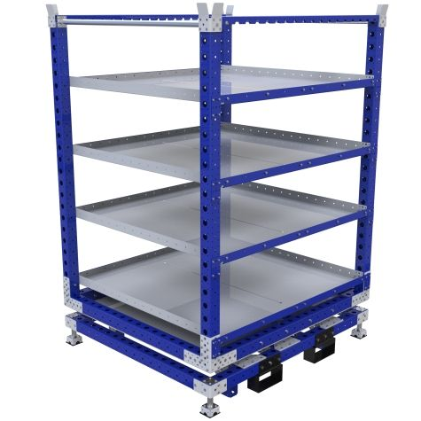 Rotating Rack for smaller materials