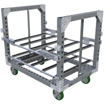 Custom designed Roller Trolley