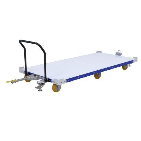 Low Rider Tugger Cart - 1260 x 2730