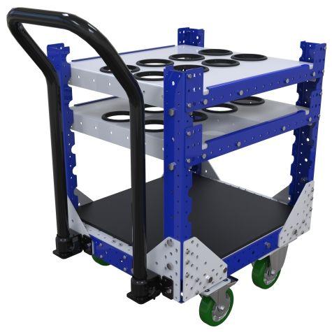 Rotor Shaft Cart - 560 x 630 mm
