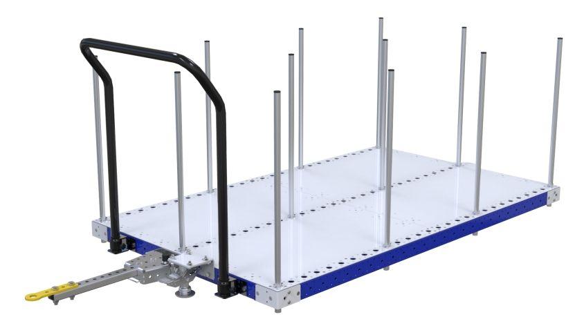 Custom designed slot cart