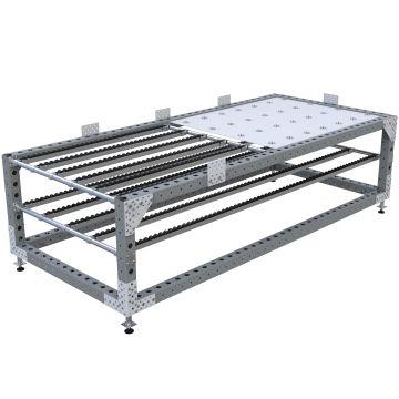 Roller Rack - 1120 x 2520 mm