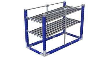 Roller Shelf Rack