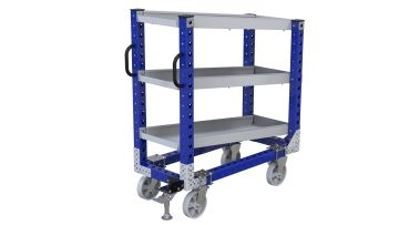 Flow Shelf Cart