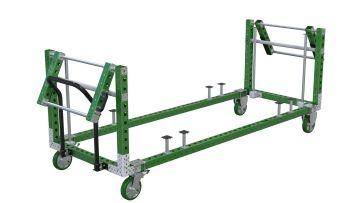 HVAC Cart - 1050 x 2870 mm
