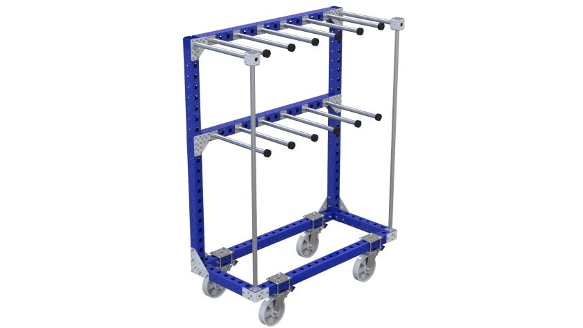 Cart for Hanging - 630 x 1400 mm