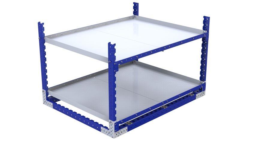 Standard Shelf Structure