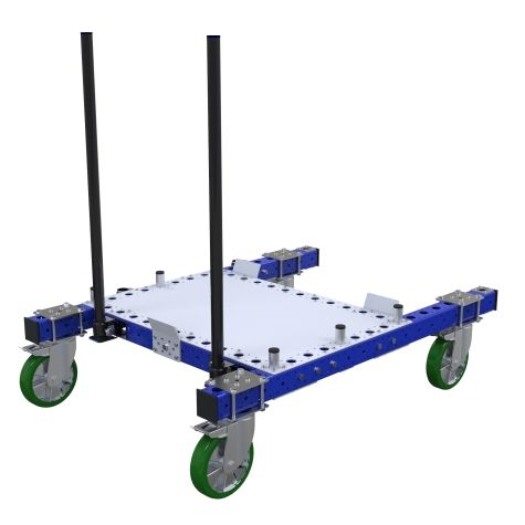 Push Cart - 910 x 1540 mm
