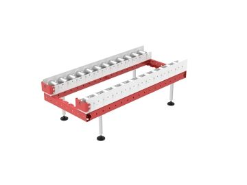 Conveyor rack by FlexQube