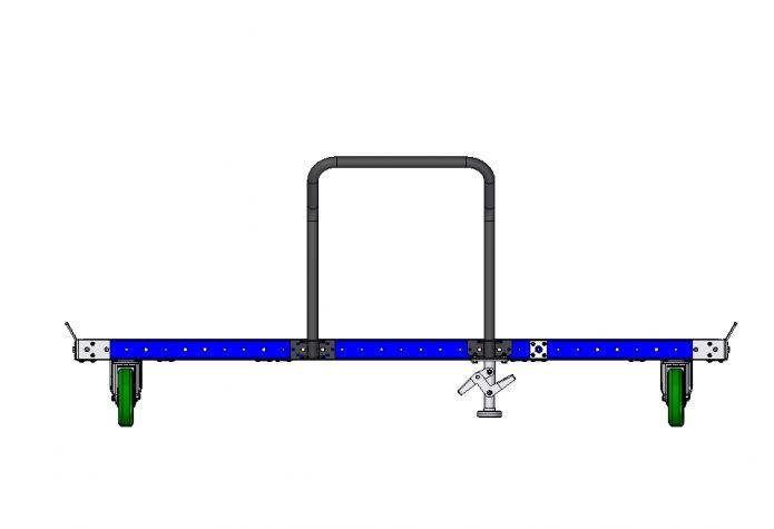 Base Cart for Container 2310 x 3080 mm