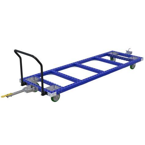 Tugger Pallet Cart - 980 x 3080 mm