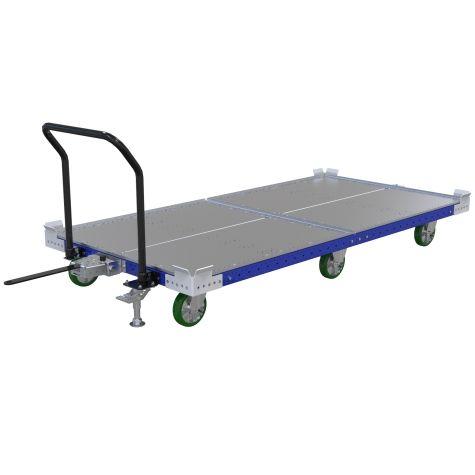 Pallet Tugger Cart - 1260 x 2520 mm