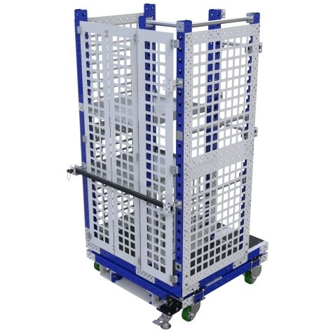 Shelf Cart - 1050 x 1120 mm
