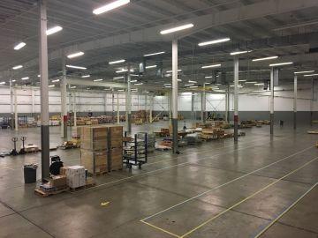 FlexQube distribution centre in SC