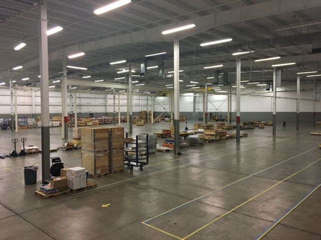 FlexQube distribution centre in SC