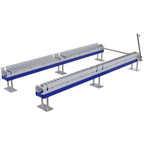 Conveyor station