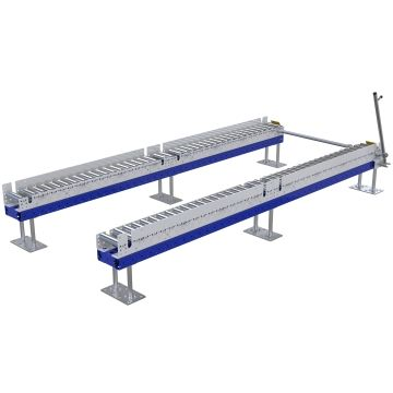 Conveyor station