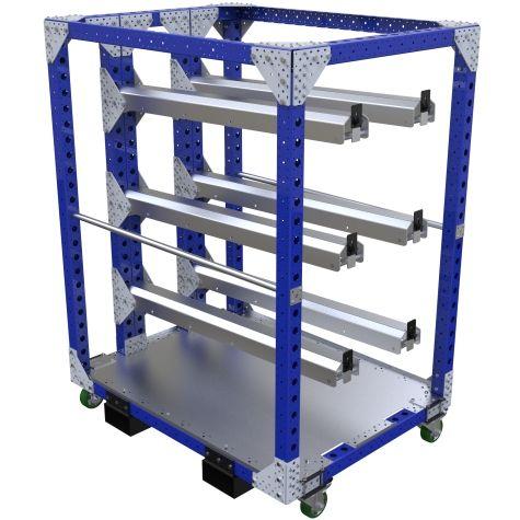Long Kit Cart – 1610 x 3080 mm