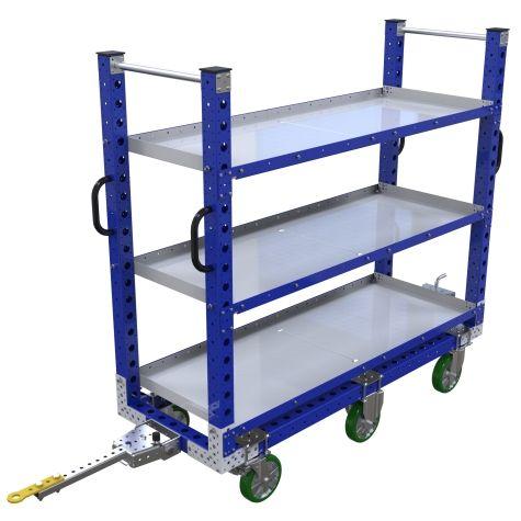 Flat Shelf Cart - 630 x 1750 mm