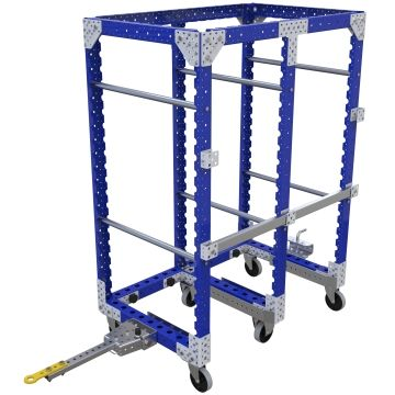 This mother cart is designed to be used together with Q-100-3859.
