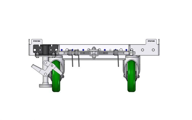 Tugger Cart 1680 x 840 mm