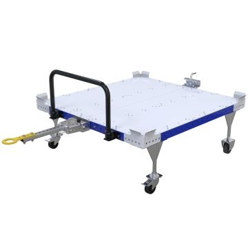 AGV Pallet Cart - 1330 x 1400 mm