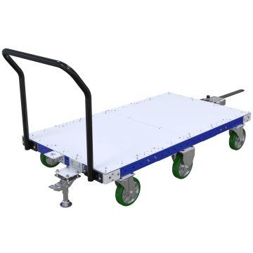 Pallet Tugger Cart - 910 x 1680 mm