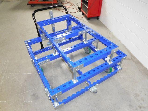 Kit Cart For Crankshaft - 1190 x 1190 mm