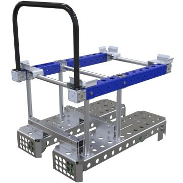 CUstom designed pallet cart