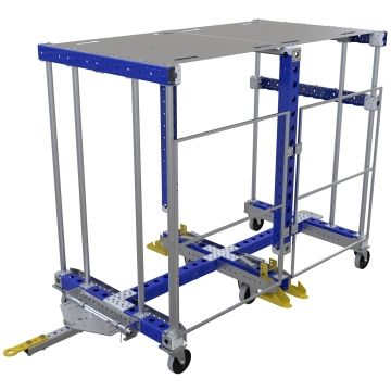 Mother Daughter Cart System 4 in 1 for Low Dollies