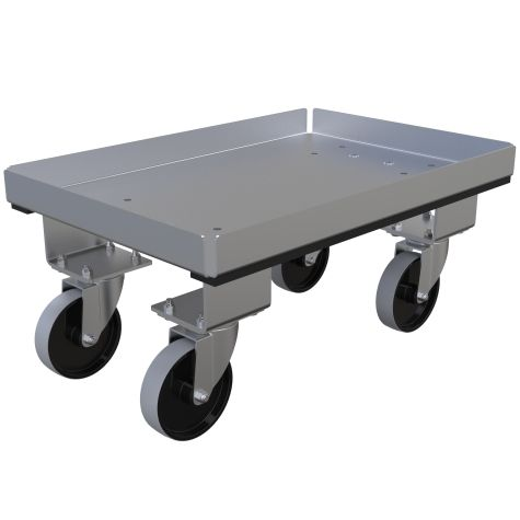 Small tote trolley