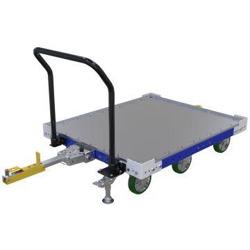 Standard tugger cart