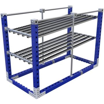 Roller Shelf Rack