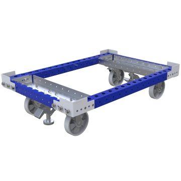 Pallet Cart designed by FlexQube