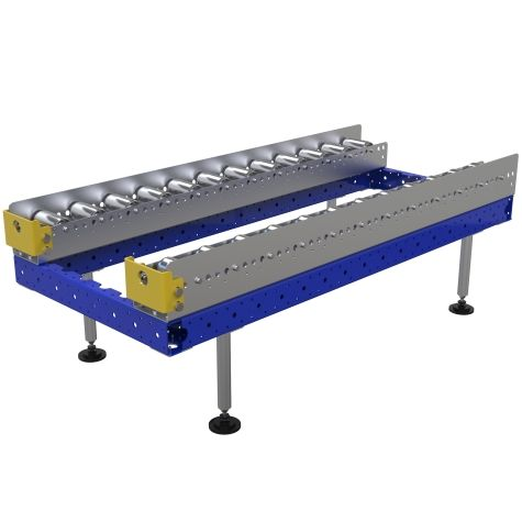 Conveyor rack by FlexQube