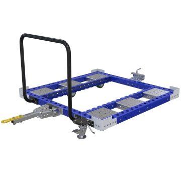 Tugger Cart - Low rider 1260 x 1260 mm