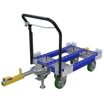 Pallet Tugger cart 630 x 910 mm