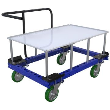 Raised Pallet Cart - 840 x 1260 mm
