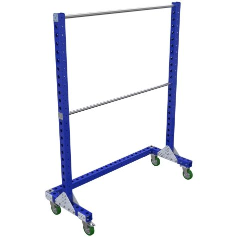 Hanger Cart - 630 x 1610 mm