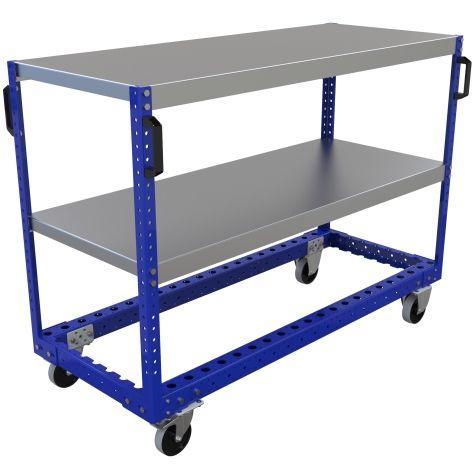 Flat Shelf Cart - 630 x 1330 mm