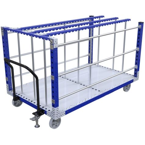 Cart for Cardboard - 1260 x 2170 mm