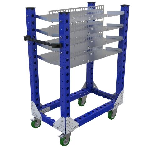 Shelf Cart - 560 x 980 mm