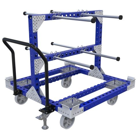 End Cap Kit Cart - 1260 x 1260 mm