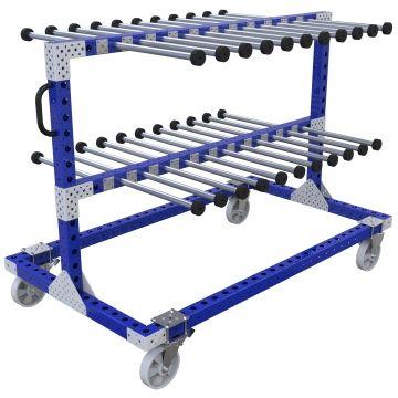 Hanging Cart – 1120 x 1960 mm