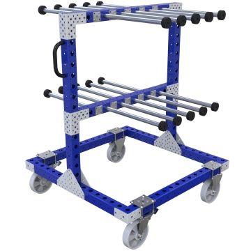 Hanging Cart - 1120 x 1120 mm