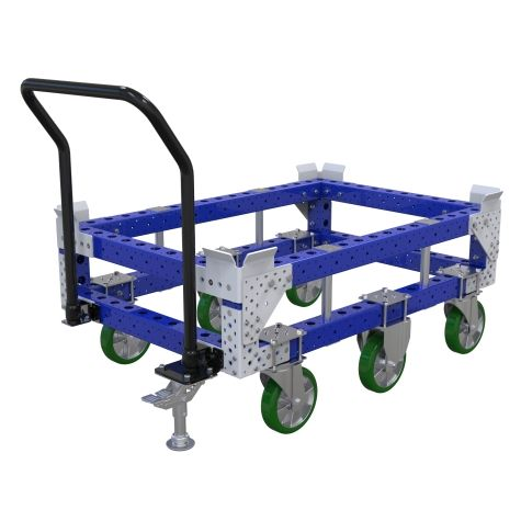 Standard cart without flat deck.