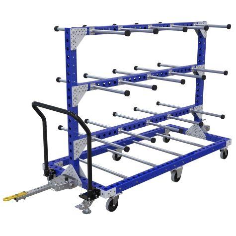 Hanging Cart - 910 x 2030 mm