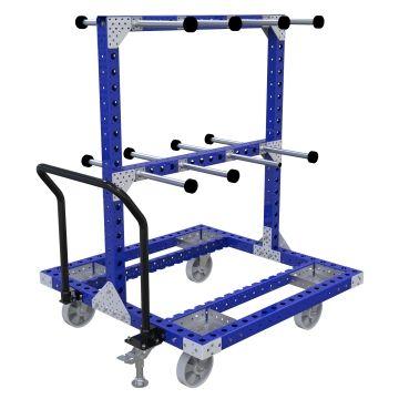 Hanging Cart - 1260 x 1260 mm