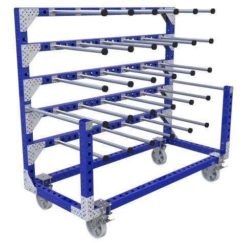 Cart for Transportation - 840 x 1960 mm